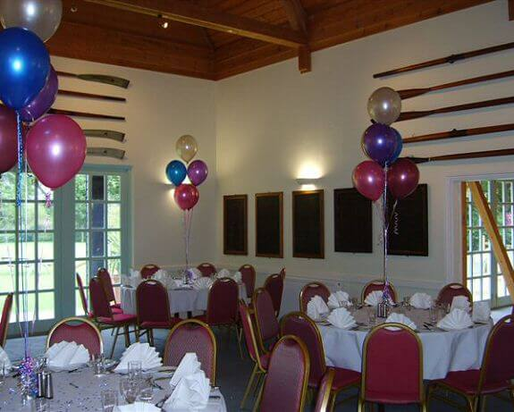 Queen's Eyot is ideal for your special occaision or party